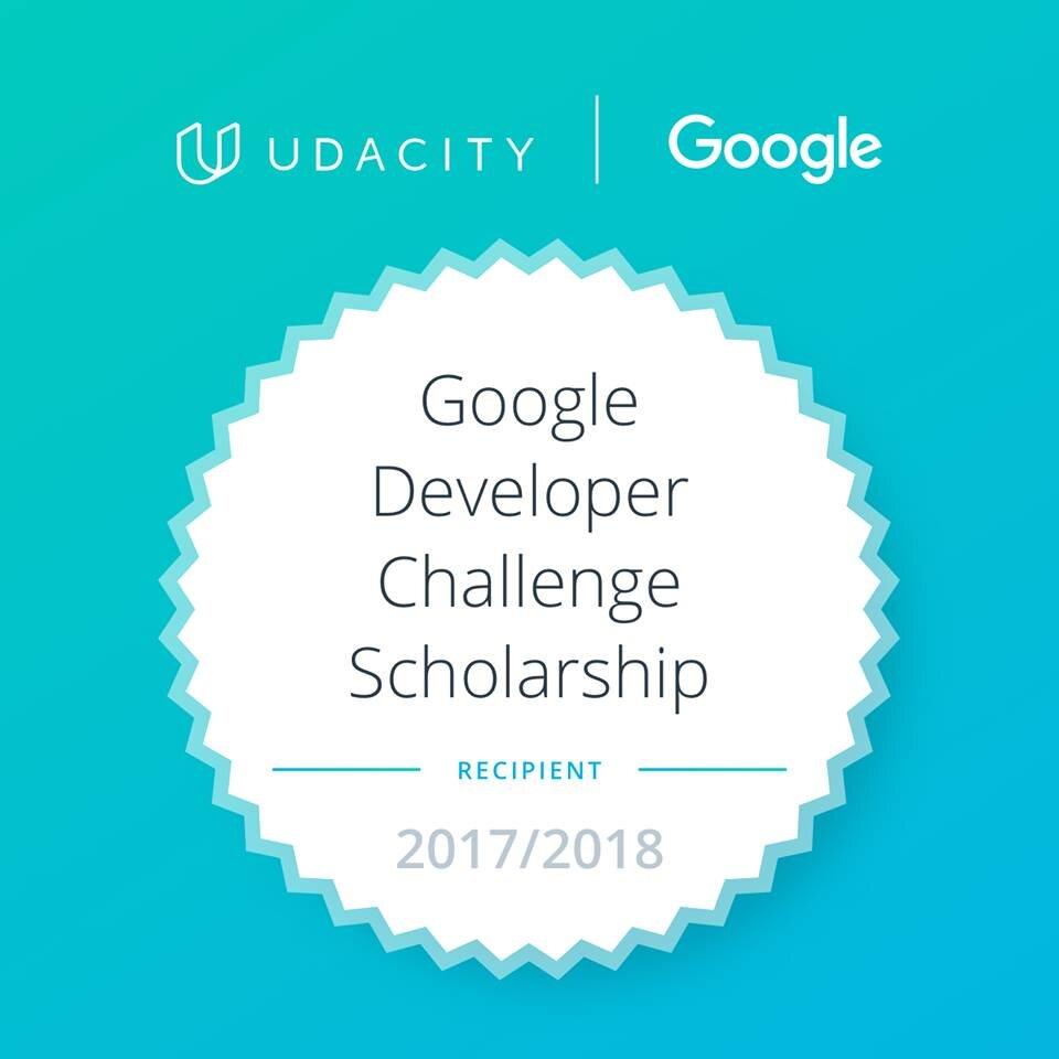 Natalia Chrobak Google Scholarship