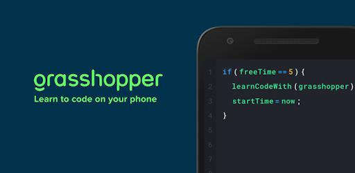 Grasshopper – konik polny JavaScript