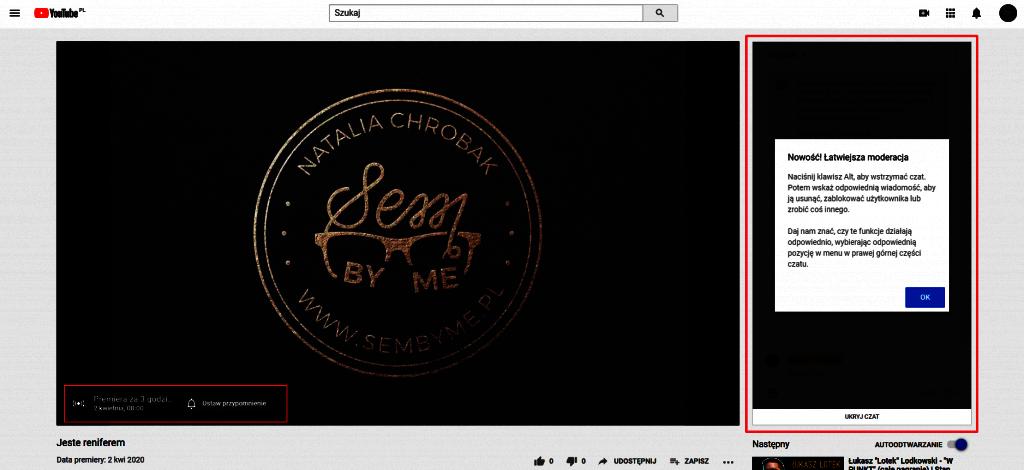 jak promować premiery na youtube